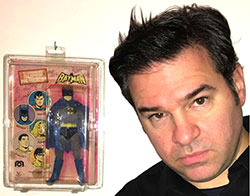 Collector Profile: Chaz George's Rare Batman Toys