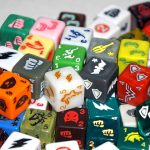 Anyone up for a game of Dice Masters?