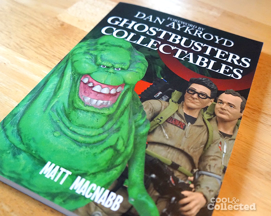 Book Report: Ghostbusters Collectables by Matt MacNabb