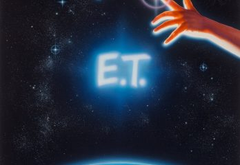original painting for E.T Movie Poster