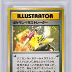 Rare Pokémon card sells for record $54,970!