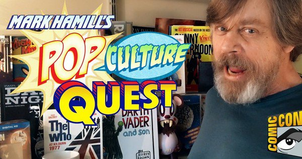 This is the show you've been looking for: Mark Hamill's Pop Culture Quest