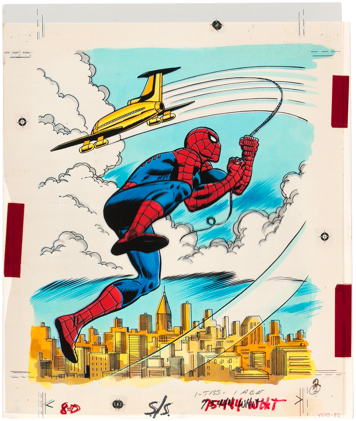 spiderman-puzzle-art