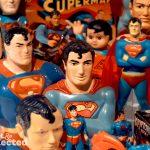 Vintage Superman toys