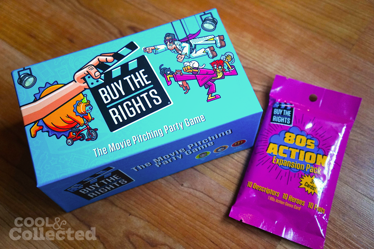 """Buy the Rights"" game has arrived!"