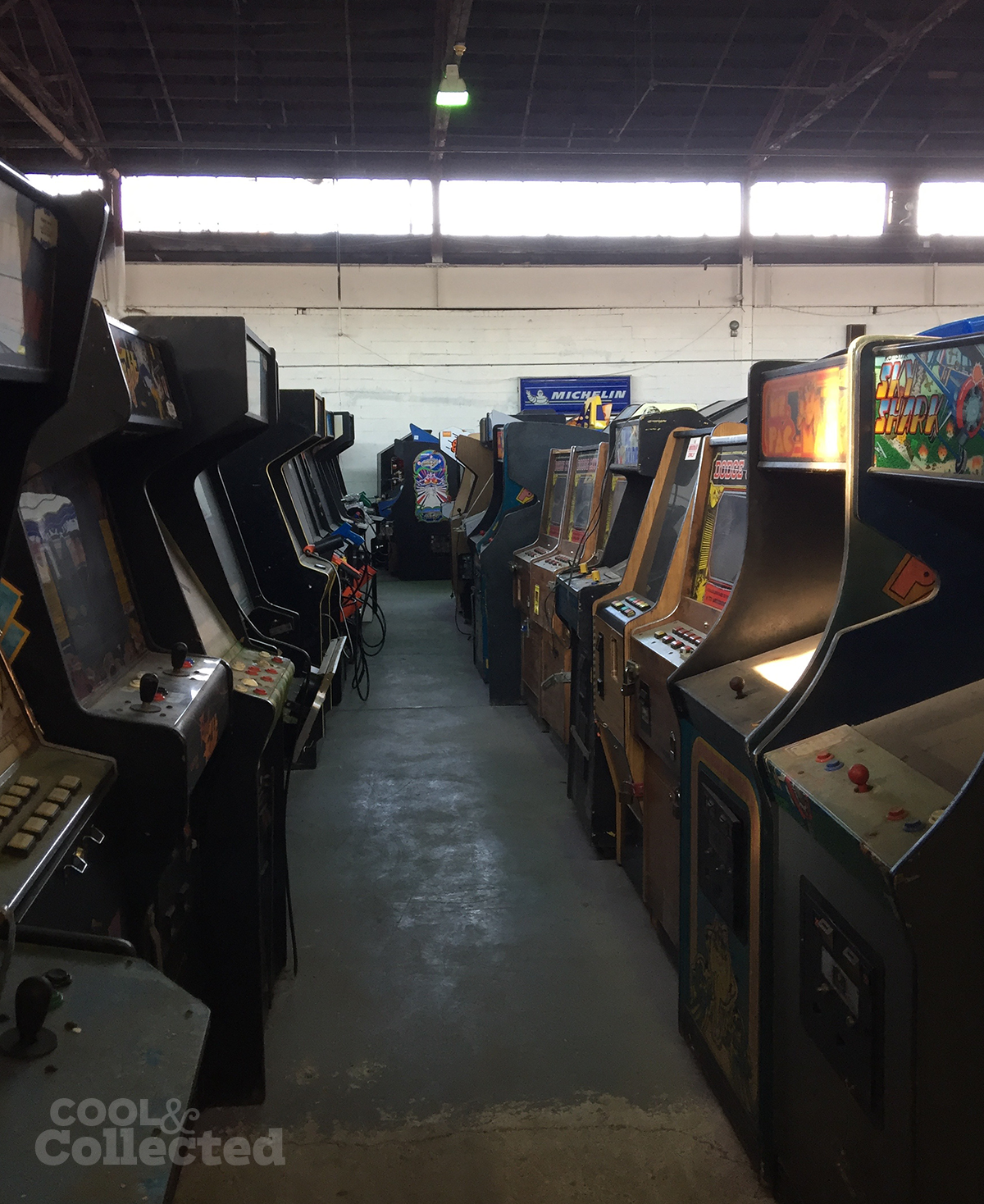 A visit to the arcade graveyard