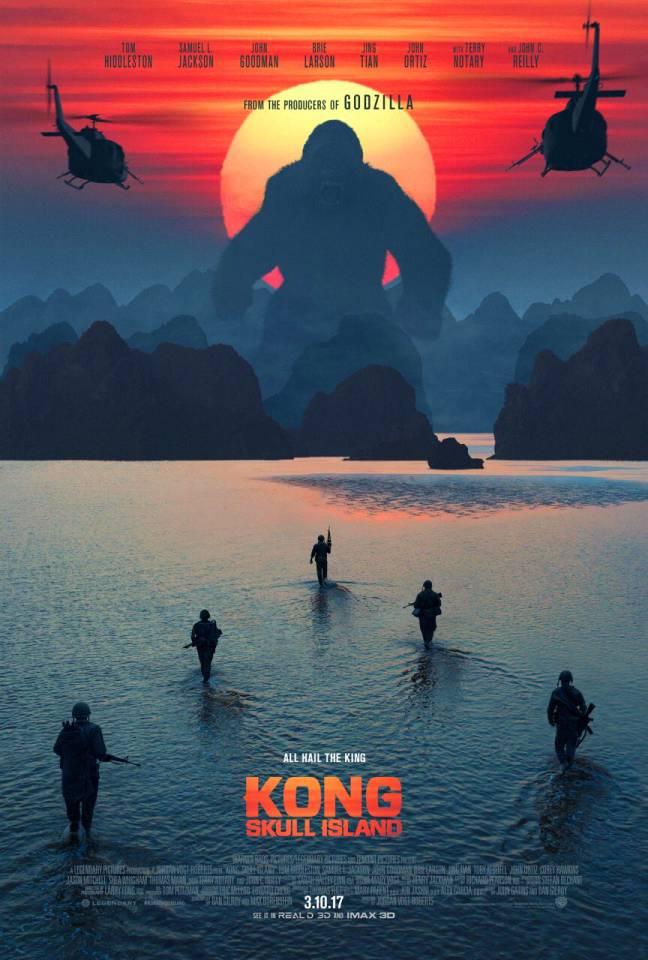 Kong Island Poster Japanese