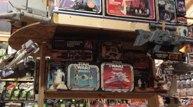 Massive Star Wars collection for sale