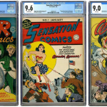 Wonder Woman Key Issues up for Bid on eBay