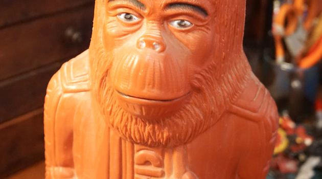 This Dr. Zaius bank just got a little more rare