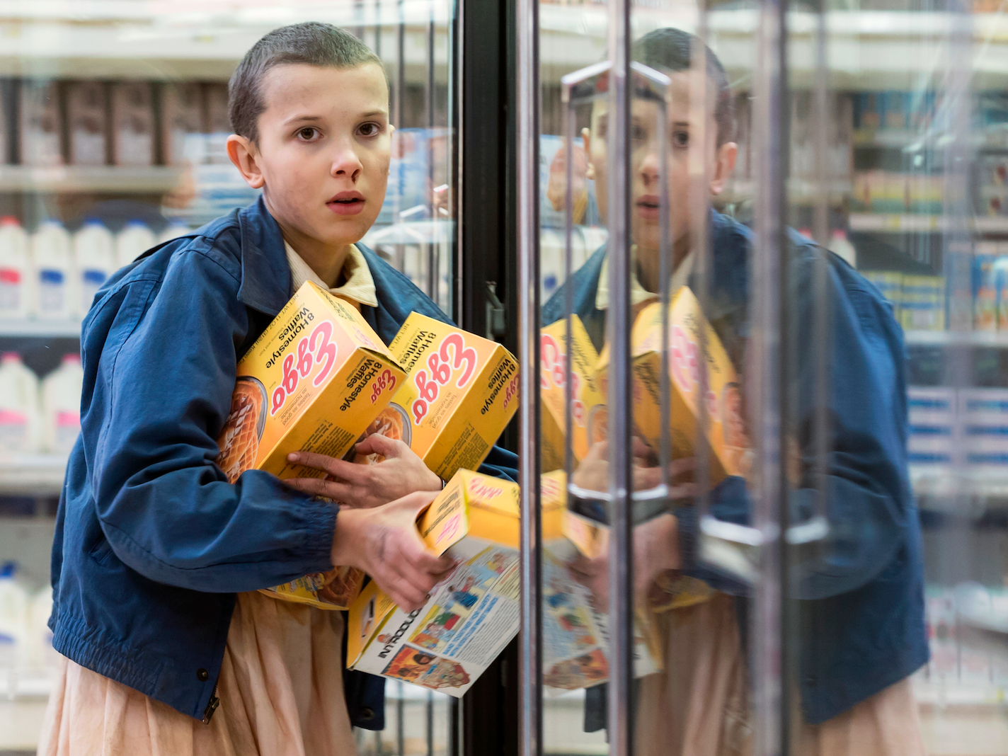 halloween costume stranger things eleven