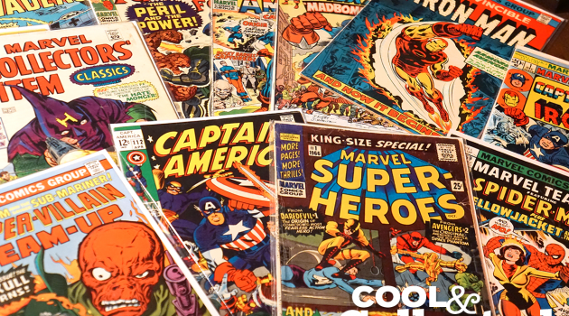 What does the future hold for comic book collecting?
